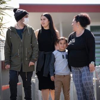 Tamihere Family