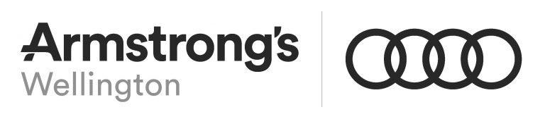 Armstrong's Audi Wellington logo